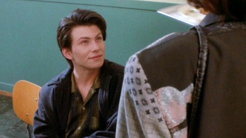 "Christian Slater definitely knew how to make an impression in 1988's ""Heathers."""
