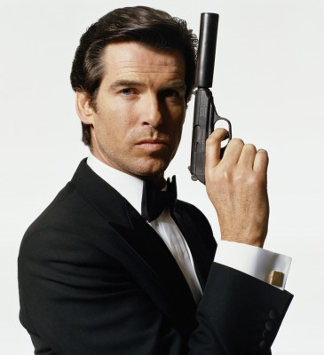 Image: Pierce Brosnan