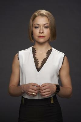 Rachel (Tatiana Maslany).