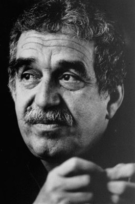 FILE - This undated file photo of Colombian Nobel laureate Gabriel Garcia Marquez is seen in an unknown location. Marquez died Thursday April 17, 2014...