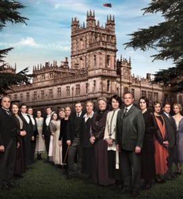 "Highclere Castle of ""Downton Abbey"""