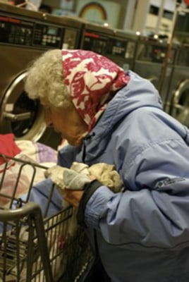 An estimated 300,000 people have utitlized Laundry Love since the charity's inception in 2002.