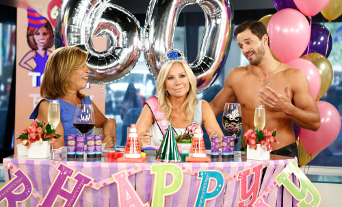 Kathie Lee birthday