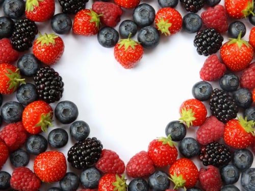 11 heart healthy foods
