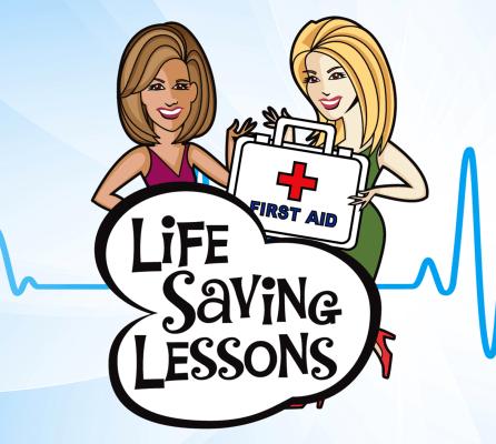 LifeSavingLessons, Kathie Lee Gifford, Hoda Kotb