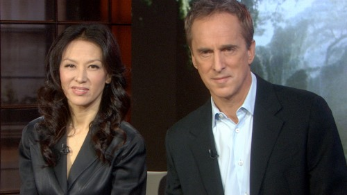 """Amy Chua and Jed Rubenfeld have written a book called """"The Triple Threat,"""" which argues that three factors are key to success in America. After appearing on TODAY, they answered questions from our readers."""
