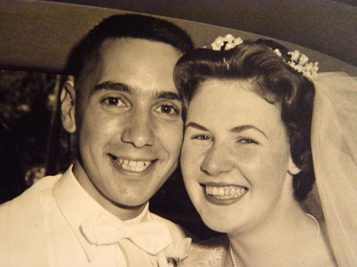 Betty offered Rick Buciglio a ride. And the rest is marital history.