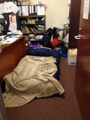 Inside the Oconee County Sheriff's Office