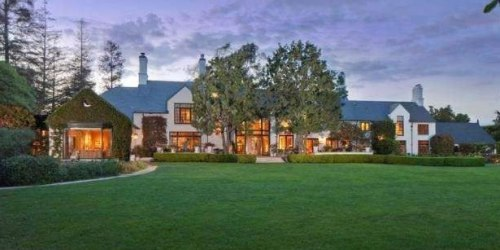 Google's Eric Schmidt has bought the estate once owned by the widow of Gregory Peck.