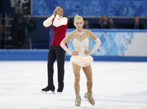 Germany's Aliona Savchenko and Robin Szolkowy