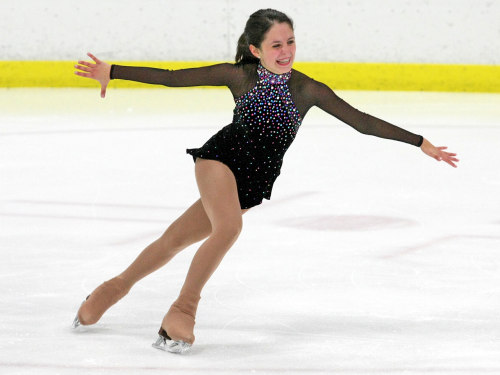 Skater Anna Kallmeyer   (We have permission from photog to use, Jonel says)