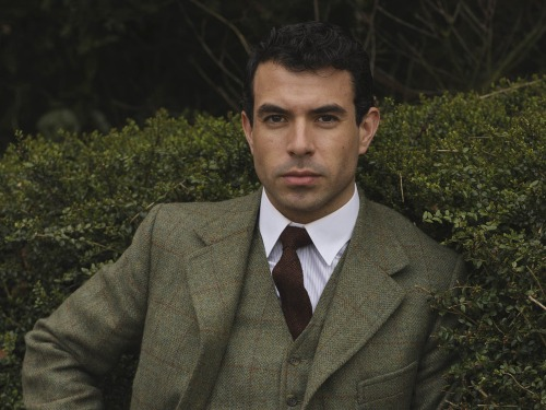 Tom Cullen, Lord Anthony Gillingham, Downton Abbey.