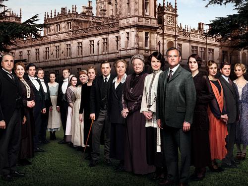 """Image: """"Downton Abbey"""""""