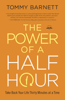 'The Power of a Half Hour'