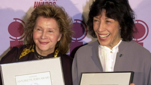 Image: Lily Tomlin and Jane Wagner