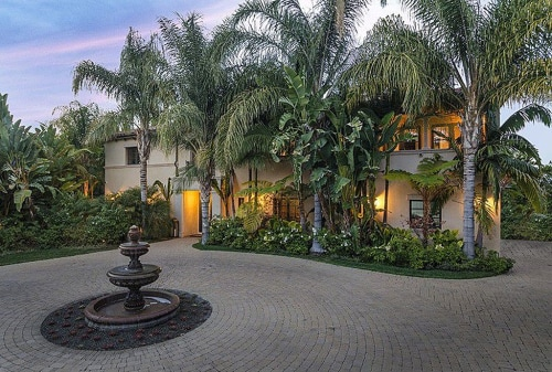 Khloe Kardashian and ex Lamar Odom have listed their home for $5.499 million.
