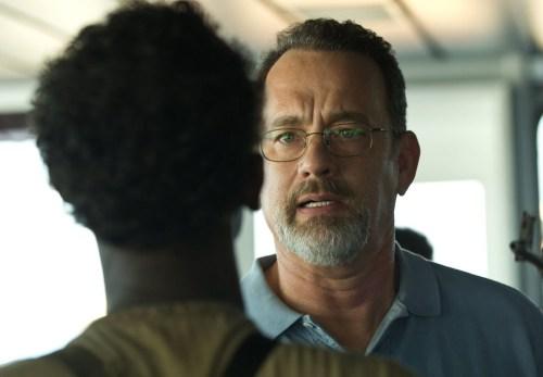 "Image: Tom Hanks in ""Captain Phillips."""