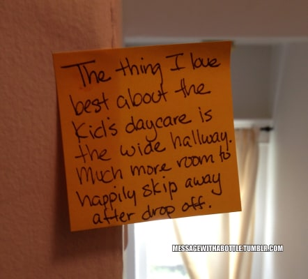 Stay at home viral post its