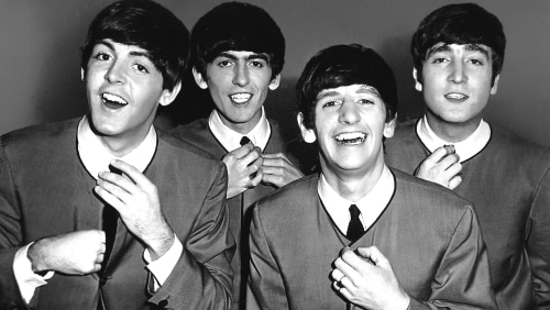 IMAGE: The Beatles