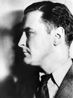 circa 1930:  US novelist Francis Scott Key Fitzgerald (1896 - 1940), one of the greatest writers of the twentieth century.  (Photo by Evening Standard...
