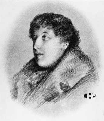 Irish playwright and poet Oscar Wilde (1854 - 1900), 1885. Original publication: Society magazine supplement, 21st March 1885. (Photo by Hulton Archiv...