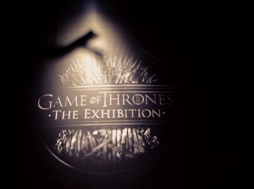 Image: Game of Thrones exhibition
