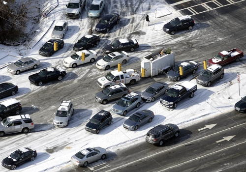 Atlanta gridlock