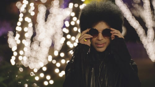 "Music royalty Prince makes a special guest appearance on ""New Girl."""