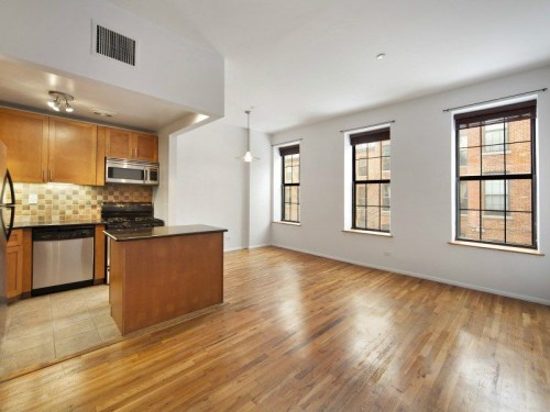 Jay-Z listed his former apartment in Brooklyn for $870,000.
