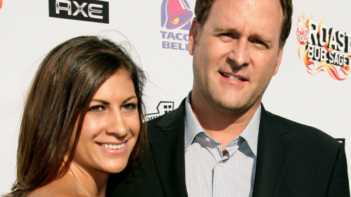 Dave Coulier and Melissa Bring in 2008.
