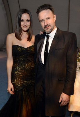 David Arquette and Christina McLarty have been together on and off since 2011.