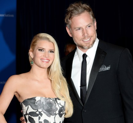 Image: Jessica Simpson and Eric Johnson
