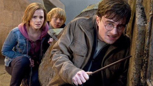 "Actors Emma Watson, Rupert Grint and Daniel Radcliffe have all moved on from their ""Harry Potter"" days."