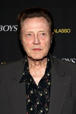 "NEW YORK, NY - JUNE 09:  Christopher Walken attends the ""Jersey Boys"" Special Screening dinner at Angelo Galasso House on June 9, 2014 in New York Cit..."