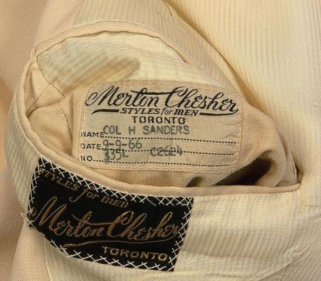 Sanders Jacket