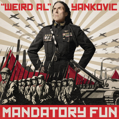 """Mandatory Fun"" by Weird Al Yankovic"