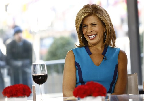 "TODAY -- Pictured: Hoda Kotb appears on NBC News' ""Today"" show -- (Photo by: Peter Kramer/NBC/NBC NewsWire)"