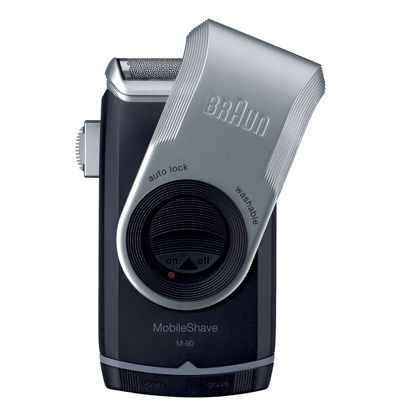 The Braun MobileShave M-90