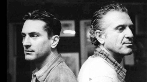 Robert De Niro and Robert De Niro Sr.