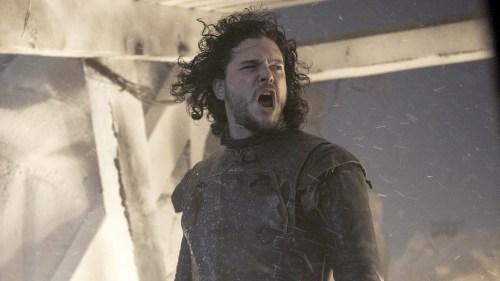 "Image: Kit Harington as Jon Snow on ""Game of Thrones,"" season 4."
