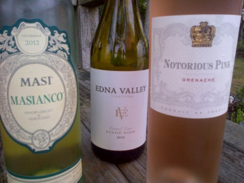 Ed Deitch's Father's Day wine picks