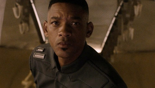 "Image: Will Smith in ""After Earth."""