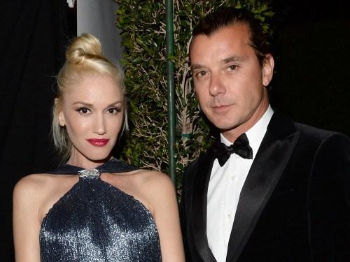 Image: Gwen Stefani, Gavin Rossdale