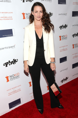 BEVERLY HILLS, CA - OCTOBER 29:  Actress Kristin Davis attends the 3rd Annual Share Our Strength No Kid Hungry Los Angeles Dinner at Ron Burkle's Gr...