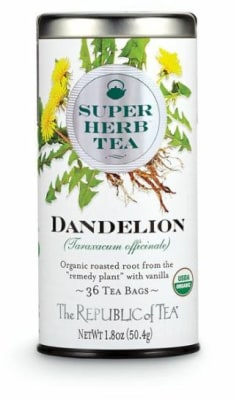 Dandelion tea from Republic of Tea