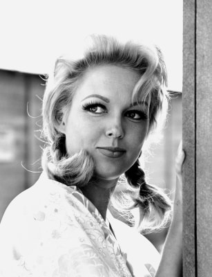 "Cynthia Lynn on ""Hogan's Heroes."""
