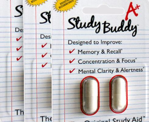 Studdy Buddy supplement pills