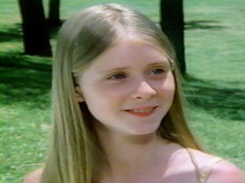 "Cynthia Nixon in 1980's ""Little Darlings."""