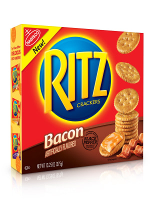 Ritz Bacon Crackers