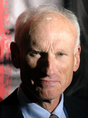 "Actor James Rebhorn attends the premiere of ""The Box"", in New York, on Wednesday, Nov. 4, 2009. (AP Photo/Peter Kramer)"